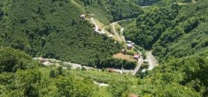 Giresun'un Espiye ilçesinin 31. köyü kuruldu