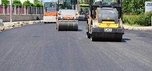 Büyükşehirden Altınordu'da asfalt seferberliği