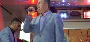 Başkan Aksoy'dan teşekkür mesajı