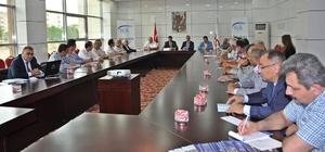 SGK borçlarının yeniden yapılandırması toplantısı