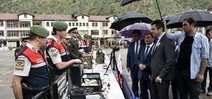 Gümüşhane'de Jandarma'nın 178.kuruluş yıldönümü kutlandı