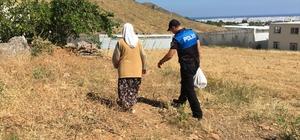 Anamur Toplum Destekli Polis'ten Ramazan yardımı