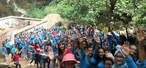 23 Nisan Gençlik Kampı birinci dönemi başladı