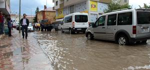 Sivas'ta su baskını