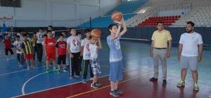 Ergani'de spor kurslarına davet