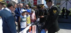 Jandarmanın 178'inci kuruluş yıldönümü kutlandı