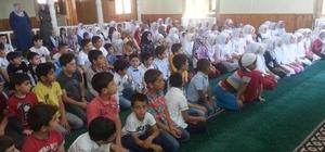 Oltu'da Yaz Kur'an kursları başladı