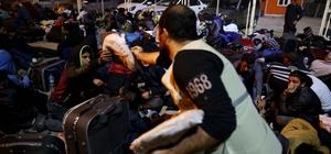 Suriyelilere 2 bin 500 kişilik iftarlık ve sahurluk dağıtıldı