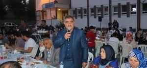 Amasya Belediyesi'nden her gün bin kişiye iftar