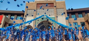 Uluslararası Antalya Üniversitesi ilk mezunlarını verdi
