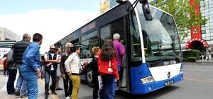 Bayramda EGO otobüsleri ücretsiz olacak