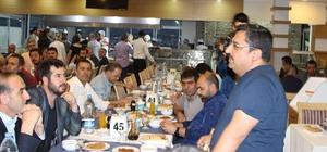 TATSO'dan üyelerine iftar yemeği