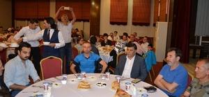 Emet Belediyesi personeline iftar