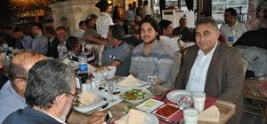 MHP Avanos ilçe başkanlığı iftar programı düzenledi