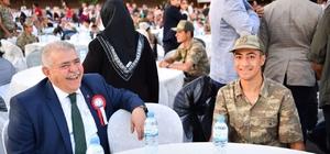 Onikişubat Belediyesi'nden şehit aileleri ve gazilere iftar
