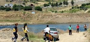 Kahramanmaraş'ta baraj göletine giren genç boğuldu
