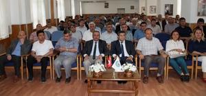 Kırşehir'de 88 okula beyaz bayrak