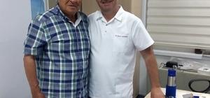 Kumluca Devlet Hastanesine Dermatoskop ve Kriyoterapi cihazı bağışı
