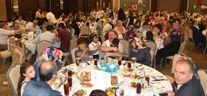 Başkan Altay, koruyucu aileler ile bir araya geldi