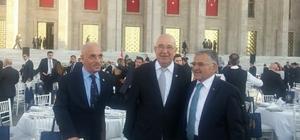 Başkan Büyükkılıç, TBMM iftarında