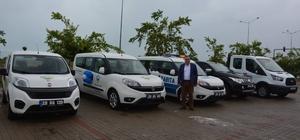 Görele Belediyesi araç parkını güçlendiriyor