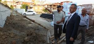 İftar sofrası Adem Yavuz'da kuruldu