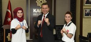 Karesisporlu Kansu Taekwondo Avrupa 2'ncisi