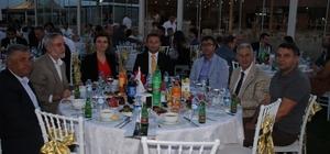 ÇTSO'dan Kapaklı'daki üyelerine iftar