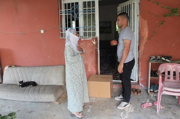 Silopili avukattan Ramazan yardımı