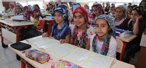 Yüreğir kültür evlerinde yaz Kur'an kursları başladı