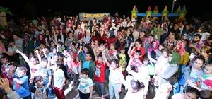 Adapazarı Belediyesi'nin Ramazan şenlikleri devam ediyor