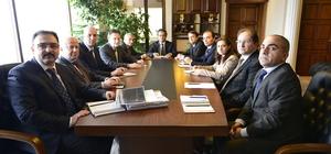 BEÜ, Teknopark için Bilim Sanayi ve Teknoloji Bakanlığı'na başvuruyu yaptı