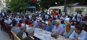 Besni'de İHH'dan Dünya Yetimler Günü iftarı