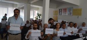 Besni CHP'den Adalet Yürüyüşüne destek