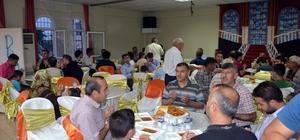 Anadolu Gençlik Derneği  Kozan Şubesinden iftar programı