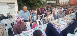 Havuzder Köyünde iftar coşkusu