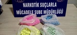 Konya'da uyuşturucu ve kaçak içki operasyonu