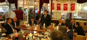 Ankara'daki Tokatlı bürokratlar iftarda bir araya geldi