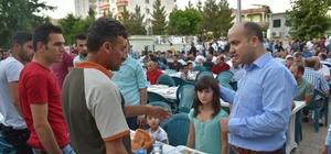 Dargeçit'te bin kişilik iftar programı