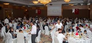İpekyolu Belediyesinden yetim ve öksüzlere iftar