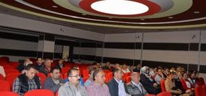 Suşehri'nde eğitim toplantısı yapıldı