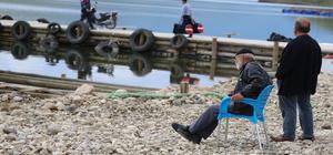 Baraj gölünde kaybolan kişinin cesedi bulundu