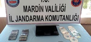 Mardin'de terör operasyonu: 1 gözaltı