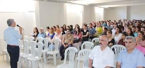 Öğretmenlere 'Bütçemi yönetebiliyorum' konulu seminer verildi