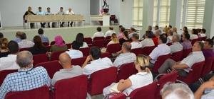 Milas'ta eğitimin bir yılı değerlendirildi