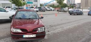 iğde'de trafik kazası: 2 yaralı
