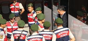 Edirne'de askerlere yönelik 15 Temmuz davası