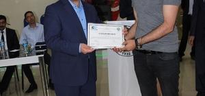 Bingöl'de 259 girişimci adayı belge aldı