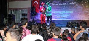 Sungurlu'da Ramazan programına yoğun ilgi