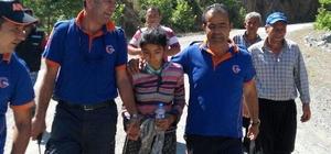 Adana'da kayıp kız çocuğu bulundu